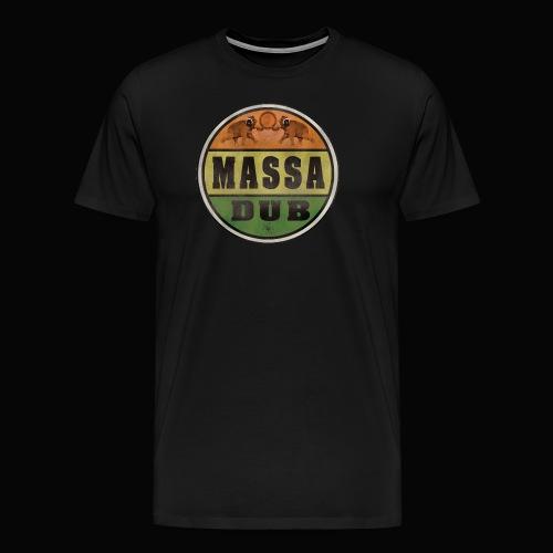 Logo de Massa Dub - T-shirt Premium Homme