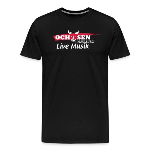 Shirt Ochsen Maulburg - Männer Premium T-Shirt