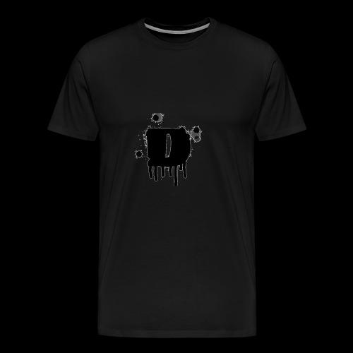 davelogo - Männer Premium T-Shirt