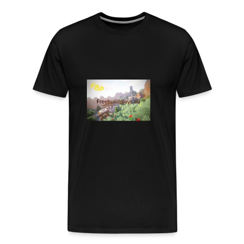 freebuildplays - Männer Premium T-Shirt
