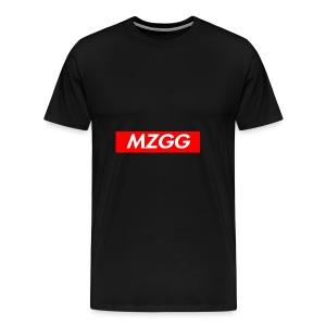 MZGG FIRST - Premium-T-shirt herr