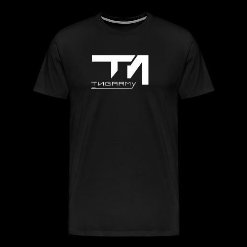 TNG NEW WITHE - Männer Premium T-Shirt