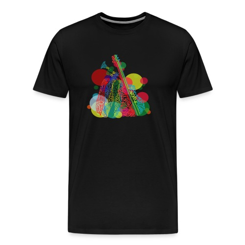 Musik ist mein Leben - Männer Premium T-Shirt