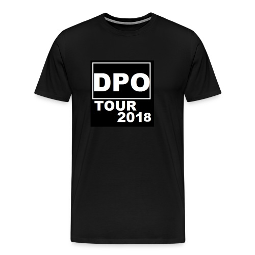 DPO SHOP ABSCHIEDS TOUR 2018 - Männer Premium T-Shirt