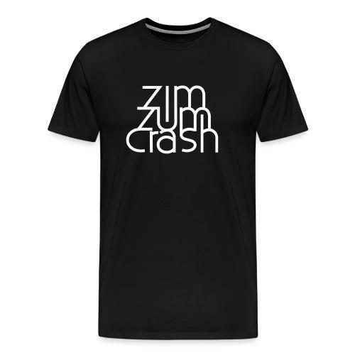 Zim Zum Crash Band Shirt - Männer Premium T-Shirt