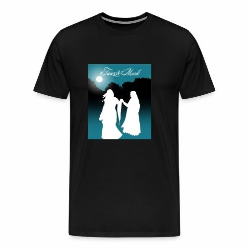 Tanz und Musik - Männer Premium T-Shirt