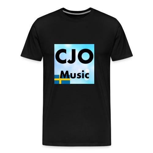 CJO - Premium-T-shirt herr
