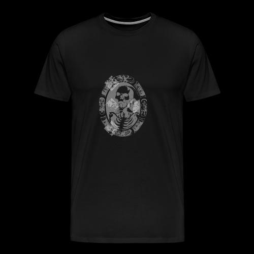 Portrait of a Deadly Fear - T-shirt Premium Homme