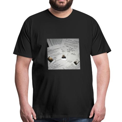 XXXTentacion 17 Album - Mannen Premium T-shirt