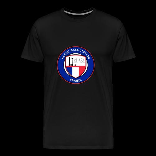 logo klask france 9 - T-shirt Premium Homme