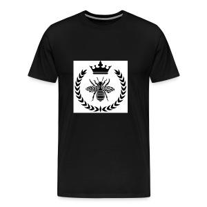 Be Rich T-shirt - Mannen Premium T-shirt