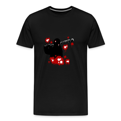 Negan red - T-shirt Premium Homme