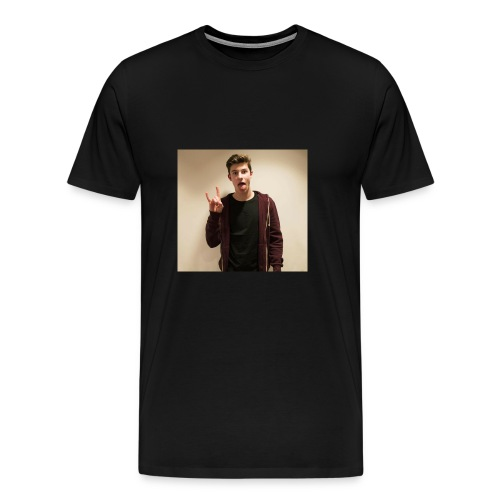 Shawn Mendes - Mannen Premium T-shirt