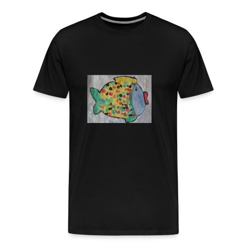 Wasserwelt - Männer Premium T-Shirt