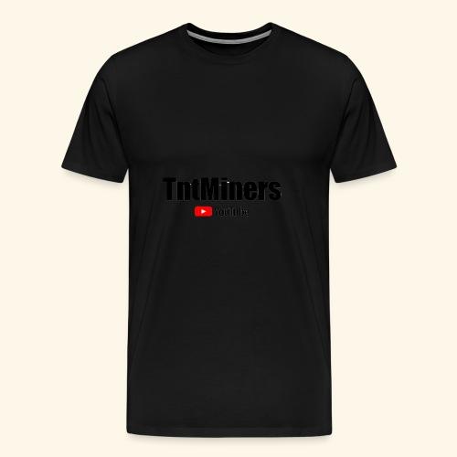tnty - Premium-T-shirt herr