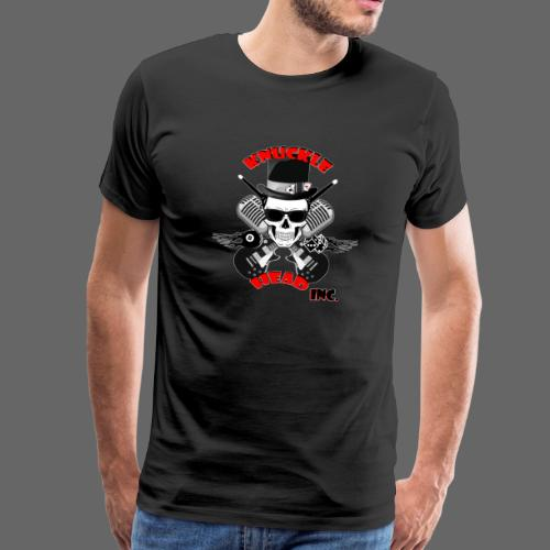 Knucklehead Inc. Band - Männer Premium T-Shirt