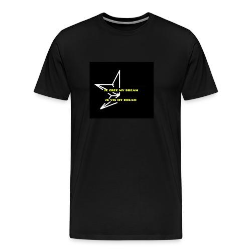 DREAME'SLIFE Logo - T-shirt Premium Homme