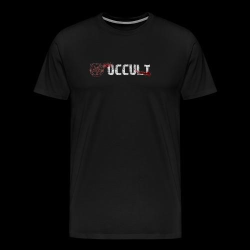 Occult Ghost Hunts - Men's Premium T-Shirt