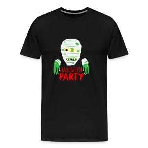 Zombie Halloween Party - Männer Premium T-Shirt