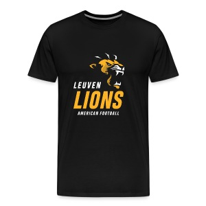 Lions football - Men's Premium T-Shirt