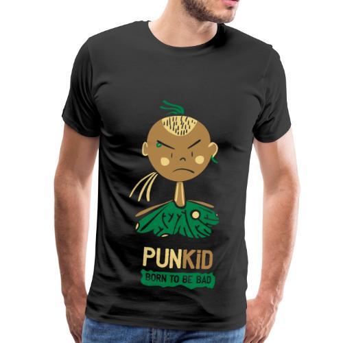 Punkid Bold - Camiseta premium hombre