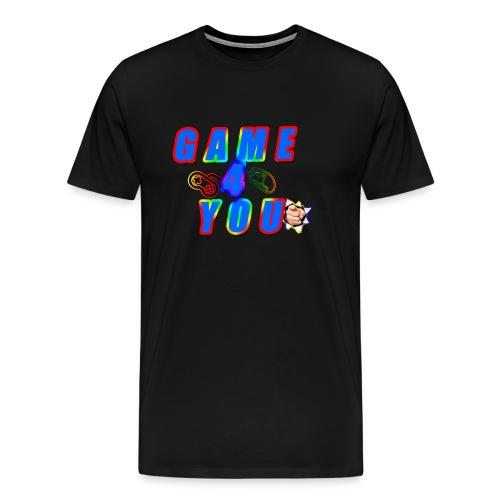 Game4You - Mannen Premium T-shirt