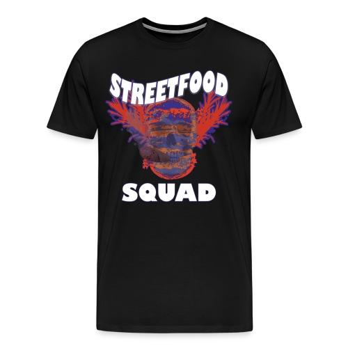 Streetfoodsquad - Männer Premium T-Shirt
