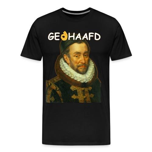 GeHANDhaafd - Mannen Premium T-shirt