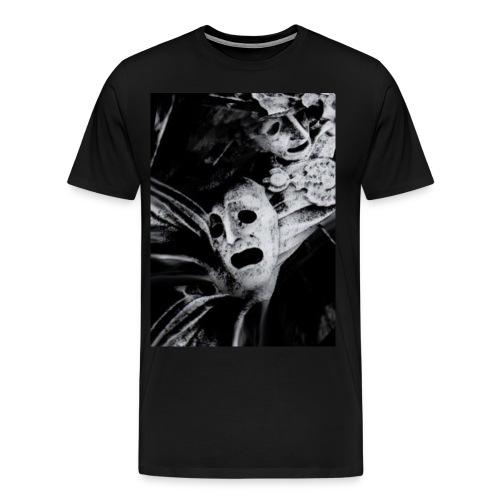WDTS macambre print - Men's Premium T-Shirt