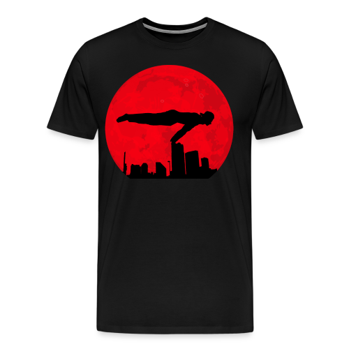 Red Moon Calisthenics - Männer Premium T-Shirt
