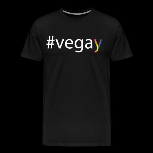 Vega(y) - Männer Premium T-Shirt
