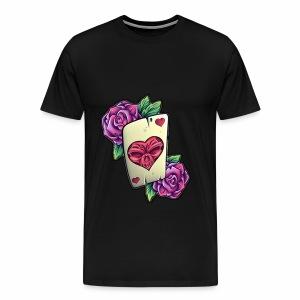 Tarot Mortal - Camiseta premium hombre