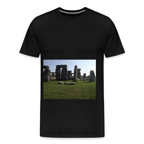 Stonehenge - Men's Premium T-Shirt