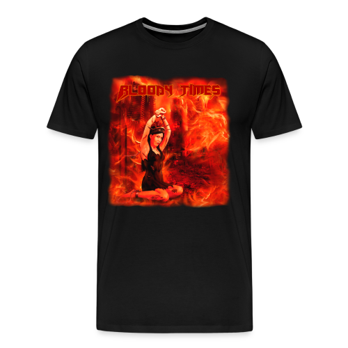 Bloody Times - The Fire of Immortality - Men's Premium T-Shirt