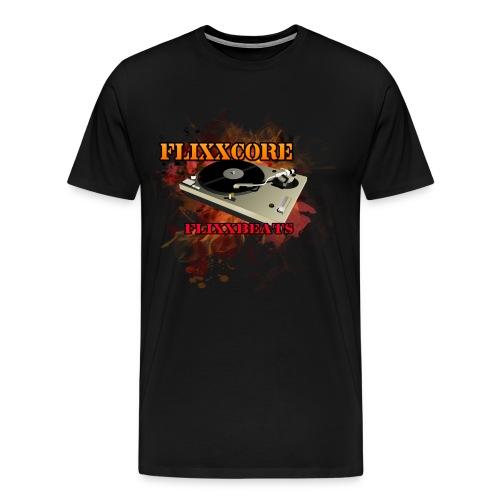 FlixxBeats by Flixxcore - Männer Premium T-Shirt