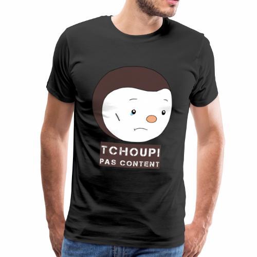 Tchoupi pas content ! - T-shirt Premium Homme