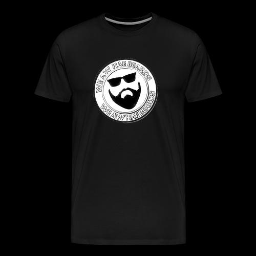CIRCLE STAMP LOGO - Men's Premium T-Shirt