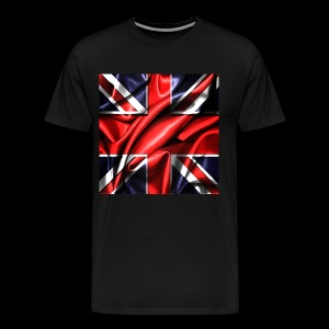 Union Jack design - Men's Premium T-Shirt