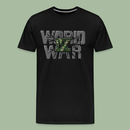 World War 4 - T-shirt Premium Homme