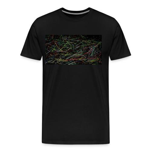 Sei dein eigener picasso - Männer Premium T-Shirt