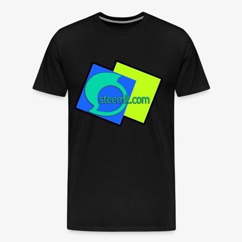 Steemit.com Promotion T - Men's Premium T-Shirt