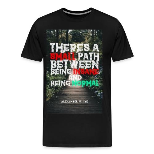 TASPBBIABN - Männer Premium T-Shirt