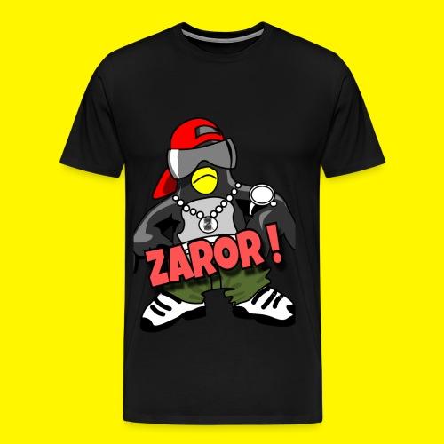 Zaror- T-Shirt - Männer Premium T-Shirt