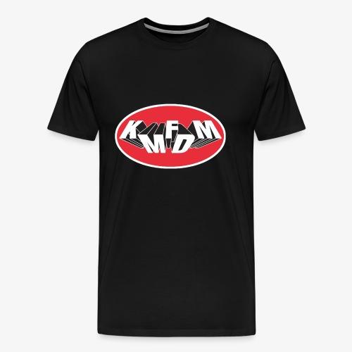 Eric Harris KMFDM - Men's Premium T-Shirt