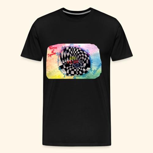 TIME - Männer Premium T-Shirt