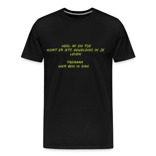 GEWELDIG 01 - T-shirt Premium Homme