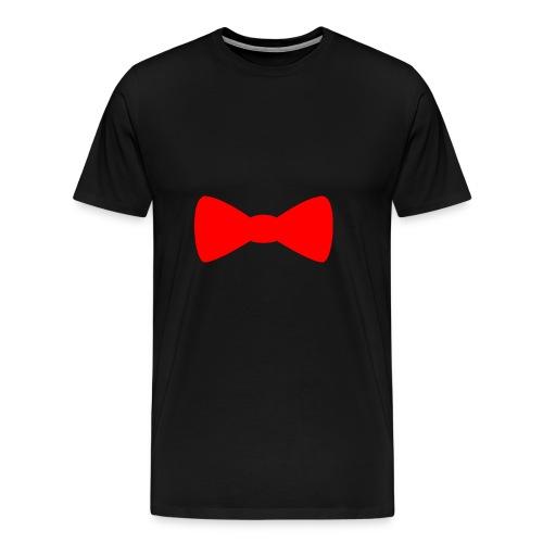 Red Bowtie - Men's Premium T-Shirt