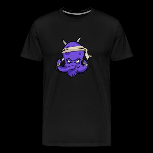 LOGO ZEPHYR SIMPLE COLOR - T-shirt Premium Homme