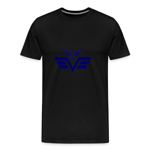 blue owl - Men's Premium T-Shirt