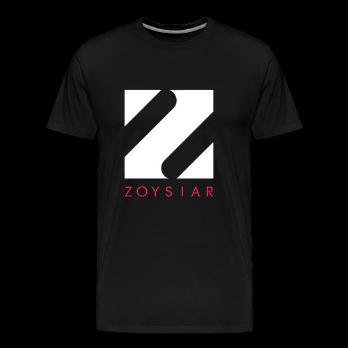 Zoysiar - Logo - Männer Premium T-Shirt
